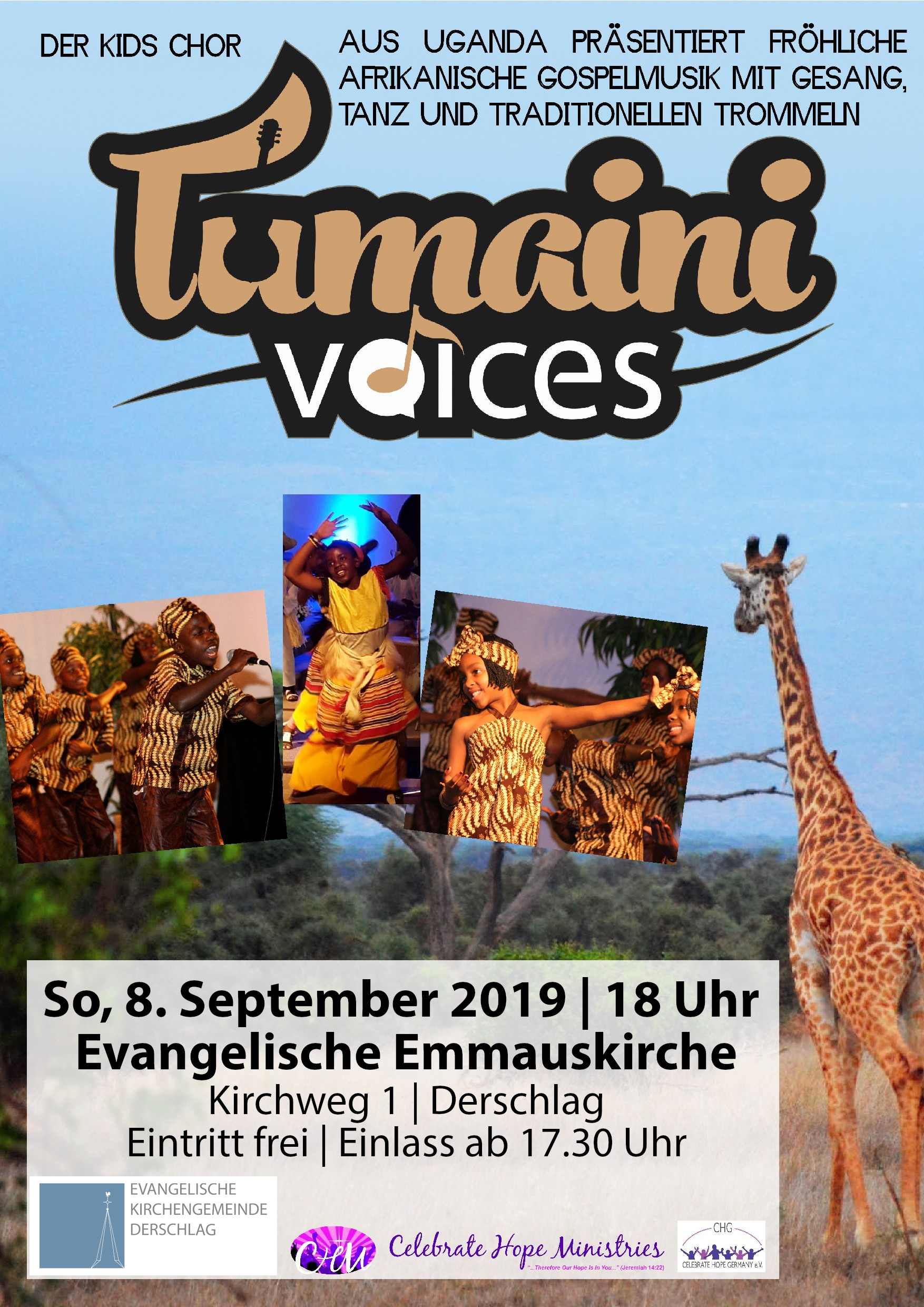 Tumaini Voices